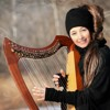 Katia Zunino Harpist and Performer